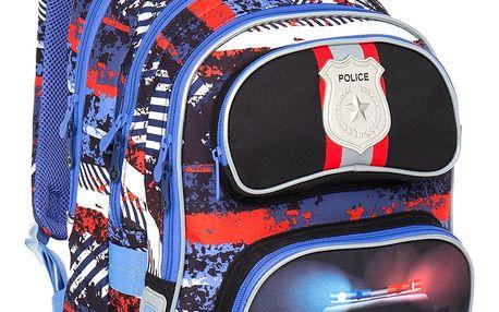 Školní batoh Topgal CHI 794 D - Blue