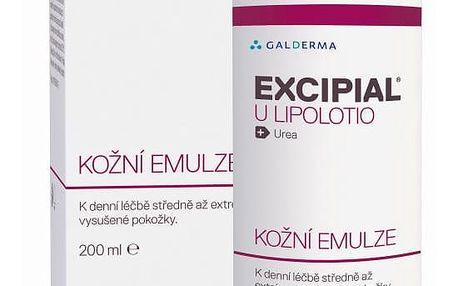 EXCIPIAL U Lipolotio emulze 200 ml