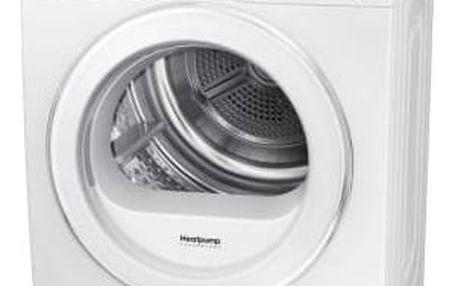 Sušička prádla Samsung DV80F5E5HGW bílá + Doprava zdarma