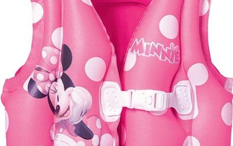 Bestway Nafukovací plavací vesta - Minnie