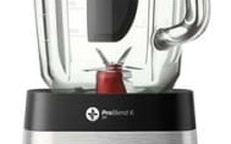 Stolní mixér Philips Avance Collection HR3652/00 černý/nerez