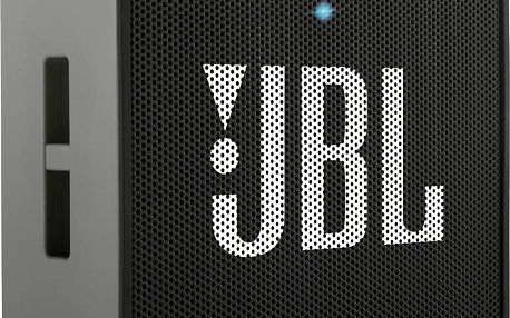 JBL GO, černá - 6925281903717