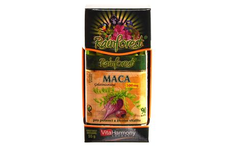 VITAHARMONY Maca 90 tablet 500 mg