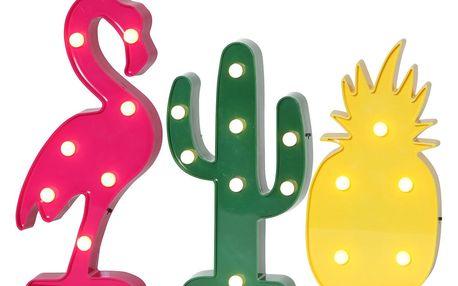 Světelná LED dekorace Best Season Fruity Party