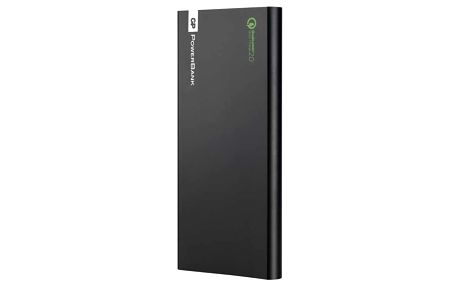 Power Bank GP FP10MB 10000mAh, s funkcí rychlonabíjení (1604395100) černá