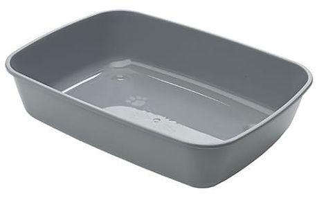 Savic Toaleta Isis 42*30,5*10cm šedá