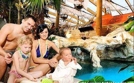 Relaxační pobyt na Liptově ve 3* hotelu s polopenzí a wellness