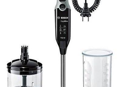 Ponorný mixér Bosch Ergomix MSM67170 černý/šedý