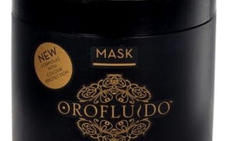 Orofluido - Mask Colour Protection 250ml W Pro přírodní nebo barvené vlasy