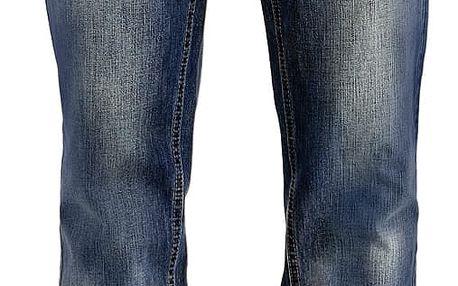 Pánské džíny Funstorm Manual Indigo Jeans Indigo Used , modré