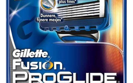 Gillette ProGlide náhradní hlavice manual 4ks