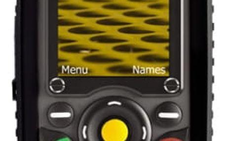 Mobilní telefon Caterpillar CAT B25 (CAT B25) černý