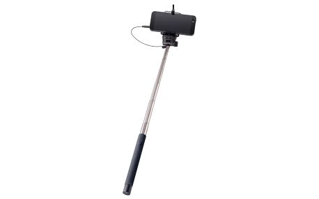 Forever MP-400 selfie tyč s ovládacím tlačítkem, černá - HOLSELFIEMP400BK
