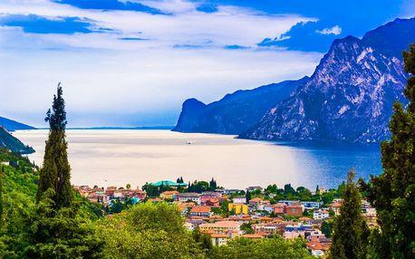 Itálie, 3denní zájezd z Prahy pro 1 osobu na 1denní koupání v Lago di Garda