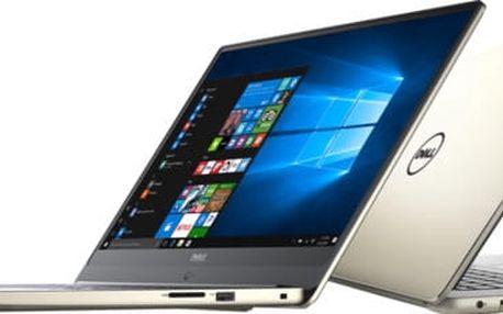 Dell Inspiron 15 (7560), zlatá - N-7560-N2-711G