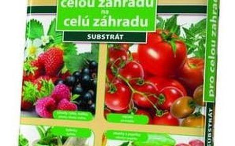 Substrát Agro NATURA pro celou zahradu 50 l