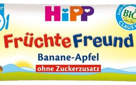 HIPP BIO Tyčinka Banán-Jablko, (25 g)