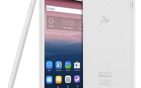 Dotykový tablet ALCATEL ONETOUCH PIXI 3 (8) WIFI (8070-2BALCZ1) bílý Software F-Secure SAFE 6 měsíců pro 3 zařízení (zdarma)