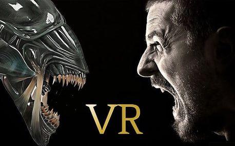 35 nebo 65 minut virtuální reality pro 1 nebo 2 hráče ve Virtuálním klubu v Nymburce