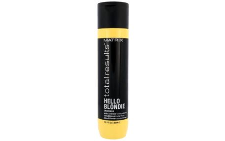 Matrix Total Results Hello Blondie 300 ml kondicionér pro ženy