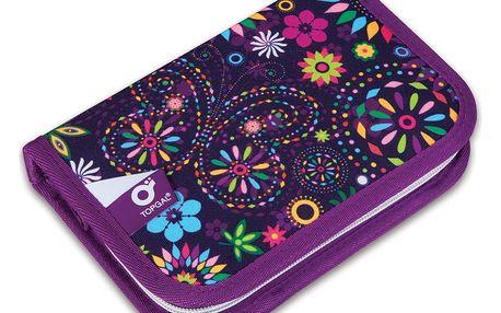 Školní pouzdro Topgal CHI 758 I - Purple