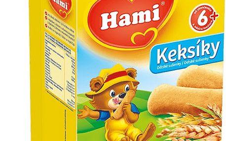 Hami Keksíky - 6 x 180g