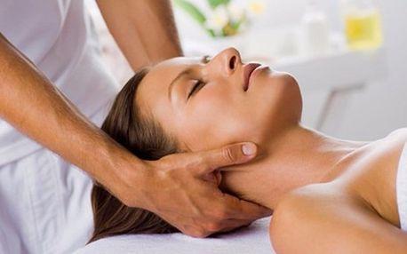 30– nebo 60minutová klasická relaxační masáž