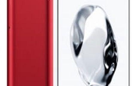 Mobilní telefon Apple Plus 128 GB - (PRODUCT) Red (MPQW2CN/A)