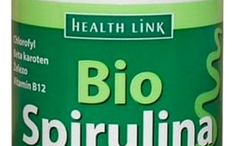 HEALTH LINK Bio Spirulina 500 mg 300 tablet