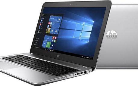 HP ProBook 450 G4, stříbrná - Z2Y64ES