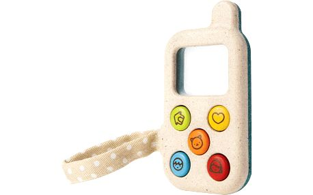 PLAN TOYS Můj první telefon