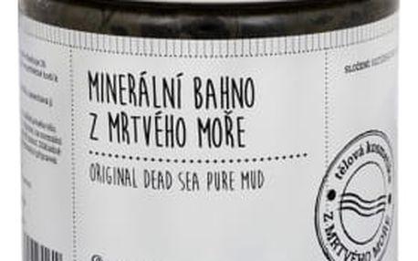 Sefiros Original Dead Sea Pure Mud 800 g pleťová maska pro ženy