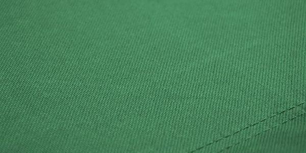 Přenosná hliníková skládací postel DIVERO 210 x 64 x 42 cm - zelená2