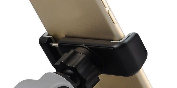 Držák na mobil GoGEN MCH640, univerzální, 2v1 (MCH640) černé/šedé5