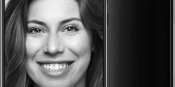 Honor 8, černá