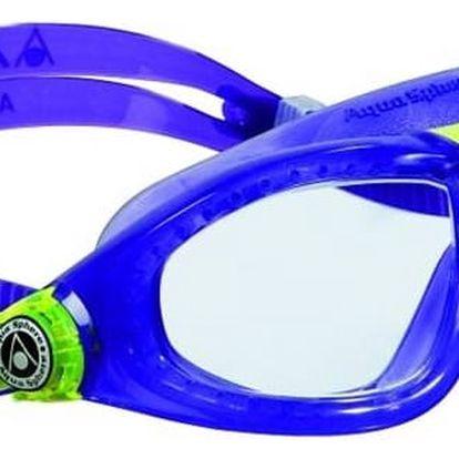 Brýle plavecké dětské Aqua Sphere Seal Kid 2 fialové