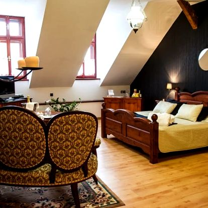 Exkluzivní wellness pobyt na 3 dny pro 2 osoby v hotelu Morris, Česká Lípa