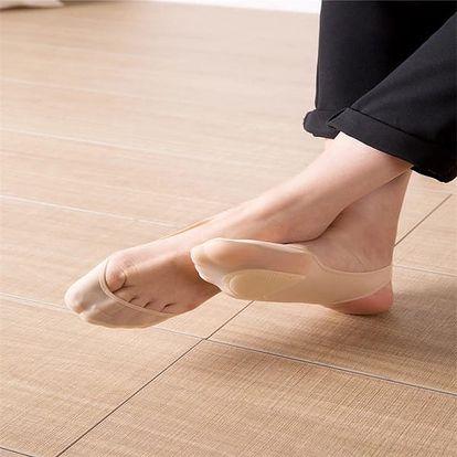 Letní dámské ponožky - 3 barvy