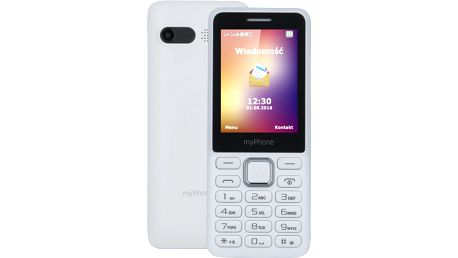 myPhone 6310, bílá - TELMY6310WH