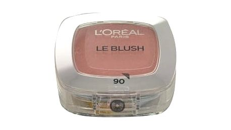 L´Oréal Paris Le Blush 5 g tvářenka pro ženy 90 Luminous Rose