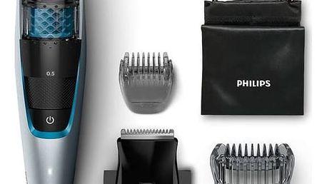 Zastřihovač vousů Philips Series 7000 BT7210/15 stříbrný + Doprava zdarma