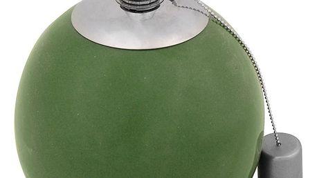 Zelená olejová lampa Esschert Design Garden