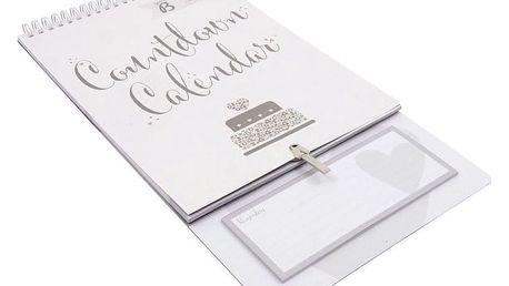 Kalendář Busy B Wedding Countdown