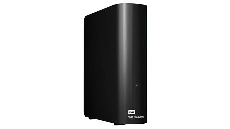 WD Elements Desktop - 3TB - WDBWLG0030HBK-EESN