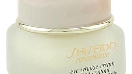 Shiseido Concentrate 15 ml oční krém proti vráskám pro ženy