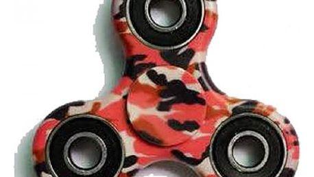 Antistresová hračka - fidget spinner v mnoha vzorech