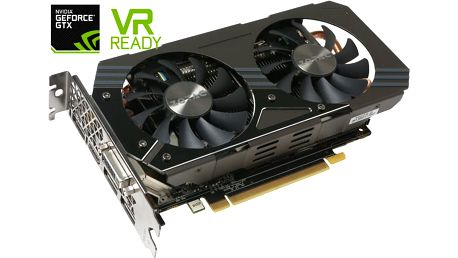 Zotac GeForce GTX 1060 AMP, 3GB GDDR5 - ZT-P10610E-10M