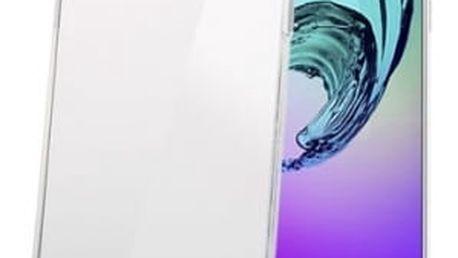 Kryt na mobil Celly pro Samsung Galaxy A3 (2016) (GELSKIN534) průhledný