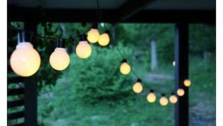 Světelný LED řetěz Best Season Partaj, 16 světýlek