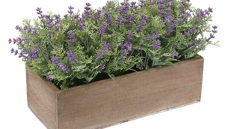 Květináč s umělou rostlinou Versa